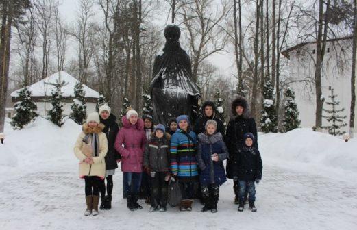 Паломничество в Саввино-Сторожевский монастырь