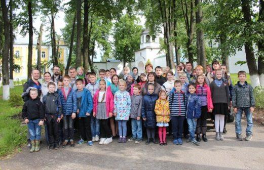 Паломничество в Переславль-Залесский