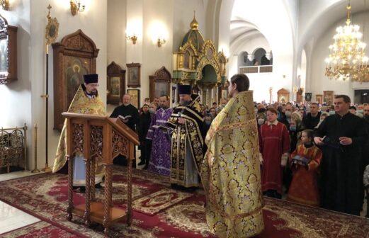 Неделя 1-я Великого поста. Торжество Православия.